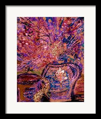 Oranghe Framed Prints