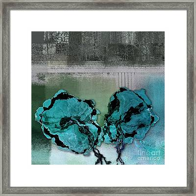 Floralart - 0302bc09 Framed Print by Variance Collections