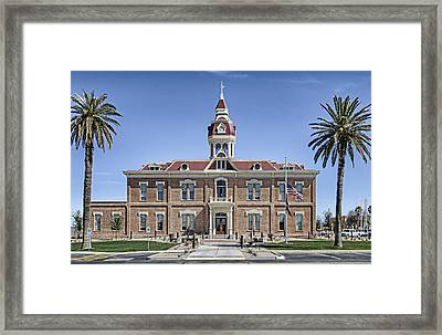 Florence City Hall Framed Print