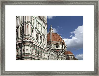 Florence Duomo Framed Print by Al Hurley
