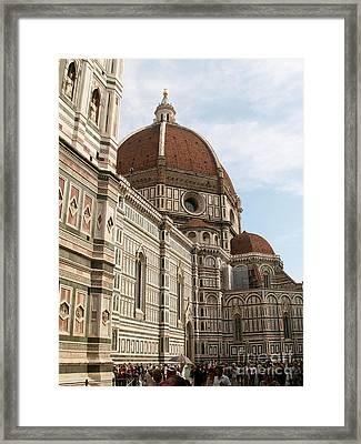 Florence Framed Print by Evgeny Pisarev