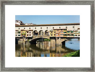 Florence, Florence Province, Tuscany Framed Print