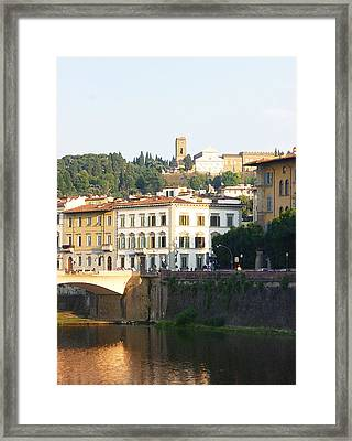 Florence Italy  Framed Print by Irina Sztukowski
