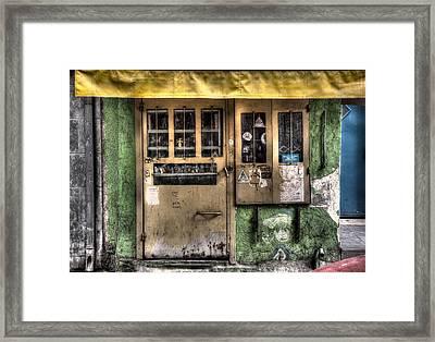 Florentin -1 Framed Print