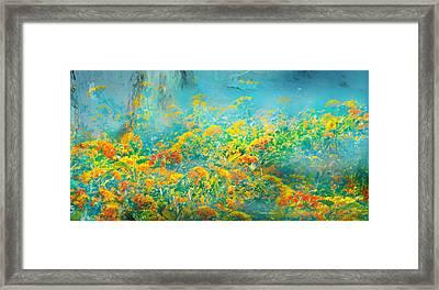 Flores De Ayamonte Framed Print by Alfonso Garcia