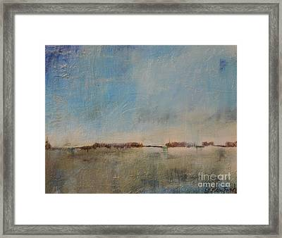 Florescence    Framed Print by Lori Jacobus-Crawford