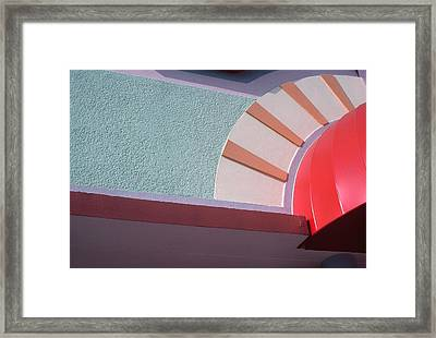 Florida Design # 1 Framed Print