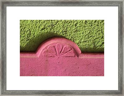 Florida Design # 2 Framed Print