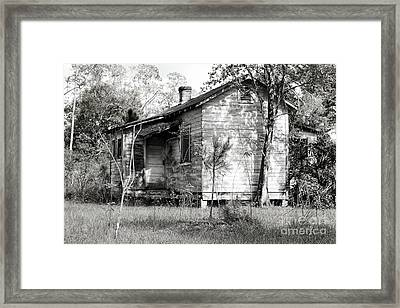 Florida Homestead  Framed Print