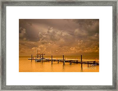 Florida Keys Framed Print by Bruce Bain