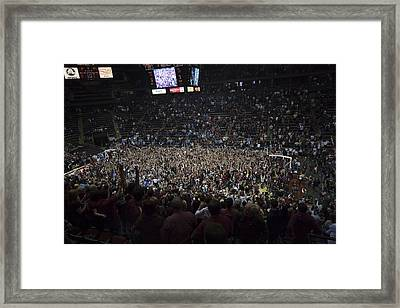 Florida State Seminoles Donald L. Tucker Arena Framed Print by Replay Photos