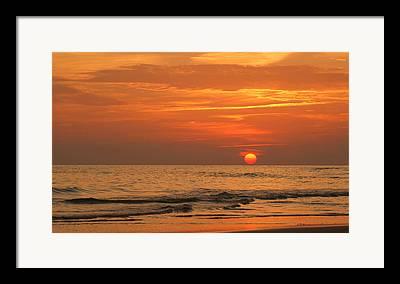 Panama City Beach Fl Framed Prints