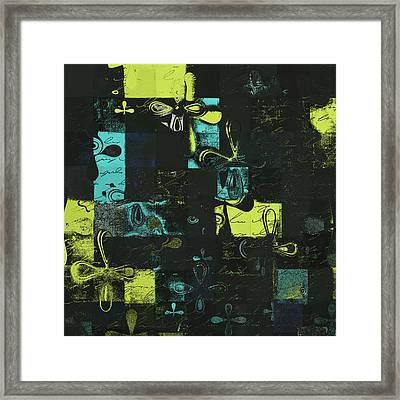 Florus Pokus A01 Framed Print by Variance Collections