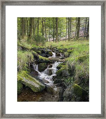 Framed Print featuring the photograph Flow by Antonio Jorge Nunes