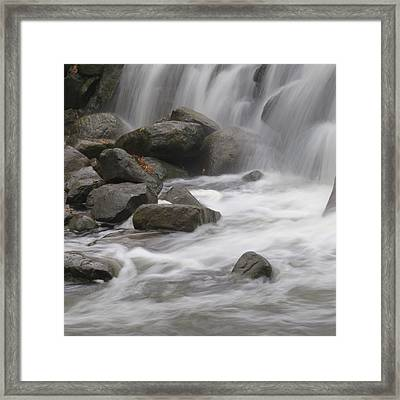 Framed Print featuring the photograph Flow by Nikki McInnes