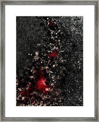 Flow Of Mankind Framed Print
