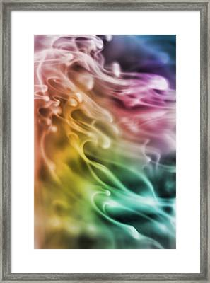 Drift Framed Print