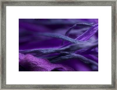 Framed Print featuring the photograph Flow by WB Johnston