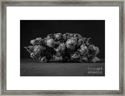 Flower #159 Framed Print