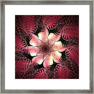 Flower Scent Framed Print