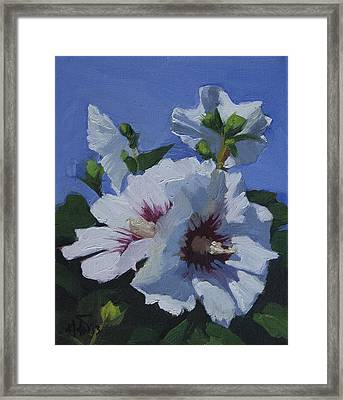 Flower_04 Framed Print