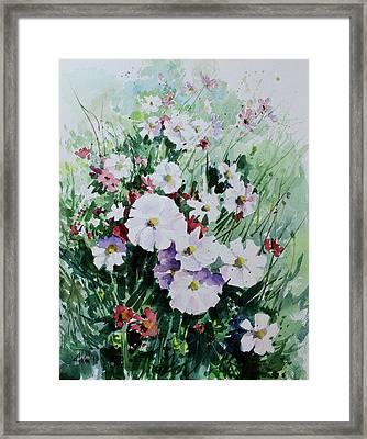 Flower_05 Framed Print by Helal Uddin