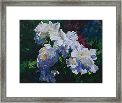 Flower_06 Framed Print