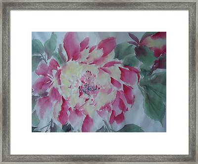 Flower0814 Framed Print