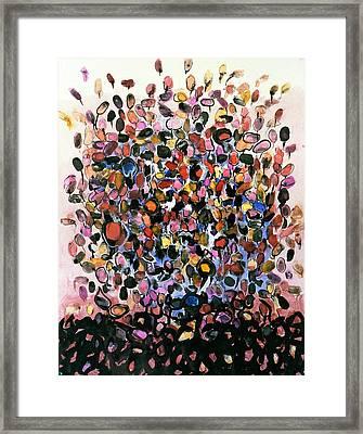 Flowers #1 Framed Print