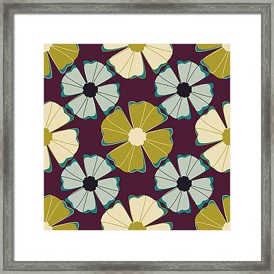 Flowers 1 Framed Print