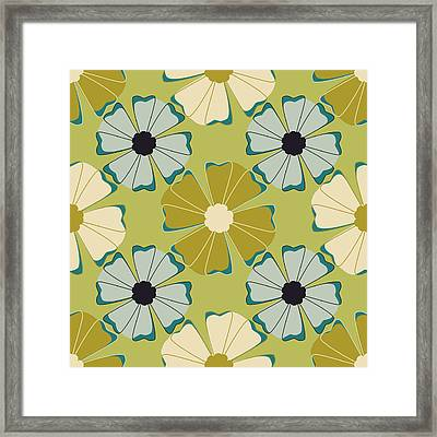 Flowers 3 Framed Print