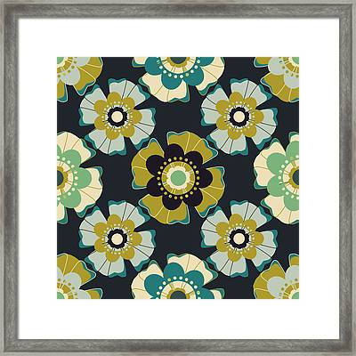 Flowers 6 Framed Print