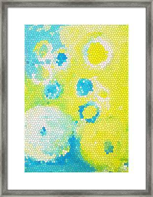 Flowers V Framed Print by Patricia Awapara