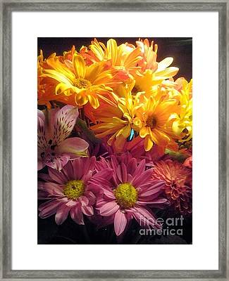 Flowers2 Framed Print