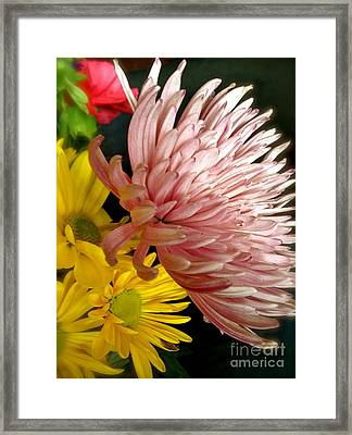 Flowers3 Framed Print