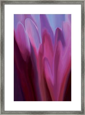 Flowery 1 Framed Print