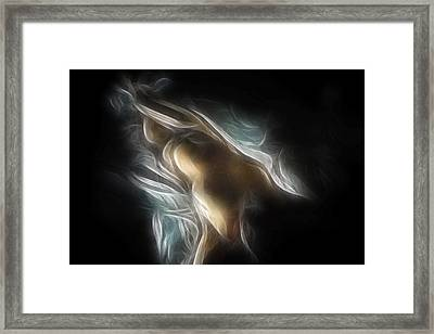 Flowing Nude 3689 Framed Print by Timothy Bischoff