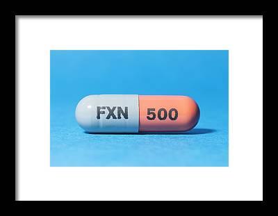 Pharmaceutics Framed Prints