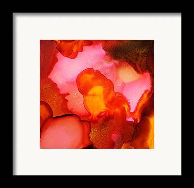 Modern Microscopic Art Framed Prints