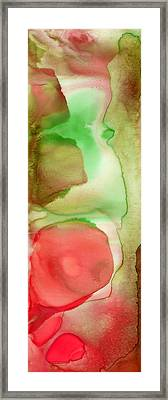 Fluidity 21-c Framed Print by Brian Allan