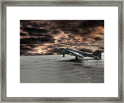 Fly Away With Your Imagination Framed Print