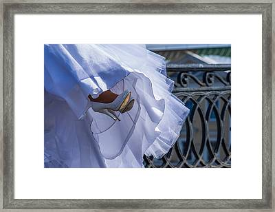 Fly Me To The Moon - Featured 3 Framed Print
