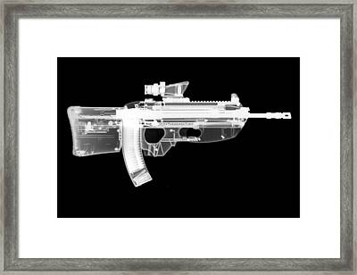 Fn Fs2000 Framed Print by Ray Gunz