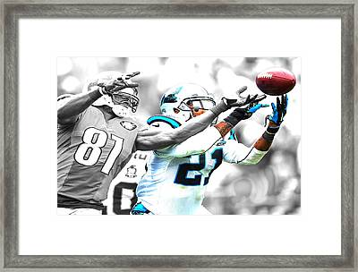 Focus Framed Print by Brian Reaves