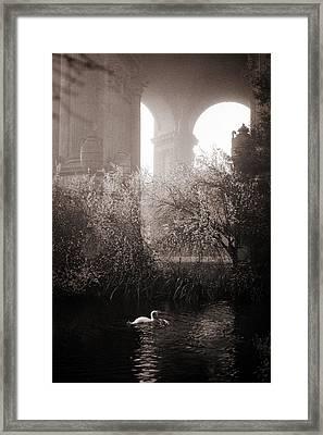 Foggy Palace 1 Framed Print by SFPhotoStore