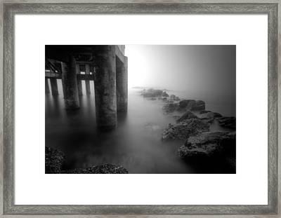 Foggy Sunrise Framed Print by Tommaso Di Donato