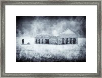 Fogy Morning - 2 Framed Print