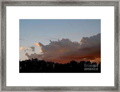 Folding Framed Print by John OSullivan