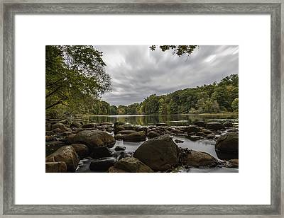 Framed Print featuring the photograph Foliage by Anthony Fields