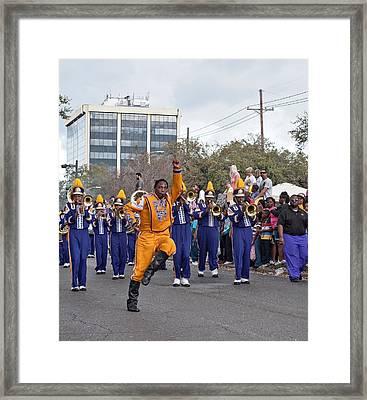 Follow Me Framed Print by Steve Harrington